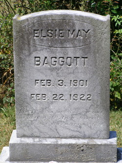 Elsie May Baggott
