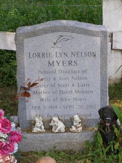 Lorrie Lyn <I>Nelson</I> Myers