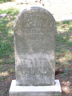 George Washington Lee