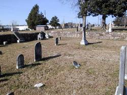 Old Oxford Cemetery