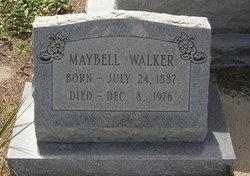Maybell <I>Miller</I> Walker