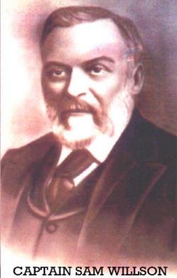 Capt Samuel Andrew Willson