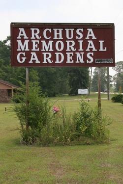 Archusa Memorial Gardens