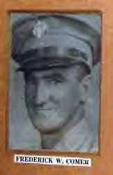 Pvt Frederick W Comer