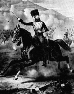 War Horse Ronald