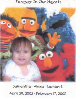 Samantha Alexis Lamberti