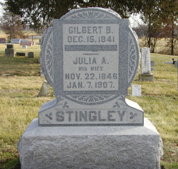 Julia A. Stingley