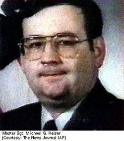 Sgt Michael George Heiser