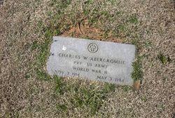 Charles W Abercrombie