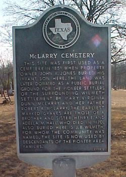 McLarry Cemetery