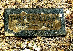 Theresa Arthena <I>Aitkens</I> Quann