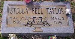 Stella Beatrice <I>Johnson</I> Taylor