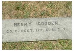 Pvt Henry Gooden