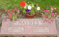 Malinda Alice <I>Nelson</I> Haynes