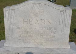 Ida V <I>Loflin</I> Hearn