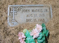 John Mathis, Jr