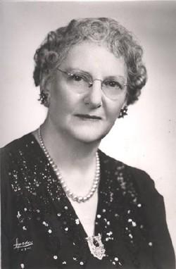 Marion Eugenie Bauer
