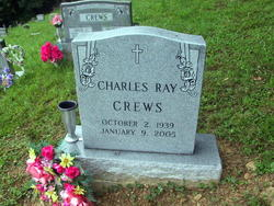 Charles Ray Crews