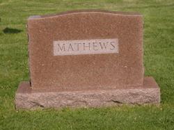 """Josephine E """"Josie"""" Mathews"""