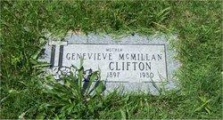 Genevieve <I>McMillan</I> Clifton