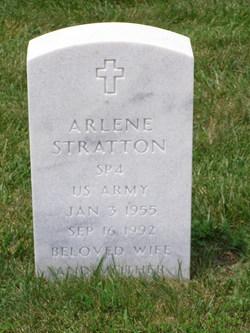 Arlene <I>Sangster</I> Stratton