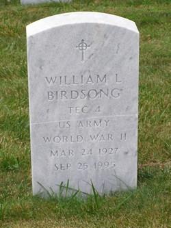 William L Birdsong