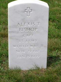 """Alexis Thomas """"Bud"""" Bishop"""