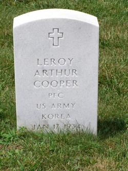Leroy Arthur Cooper