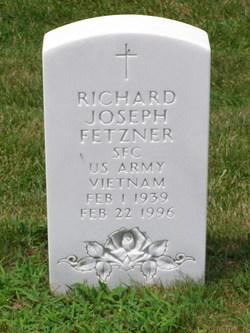 Richard Joseph Fetzner