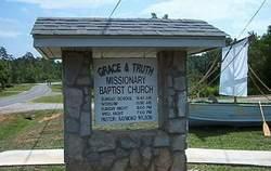 Grace & Truth Missionary Baptist Church Cemetery