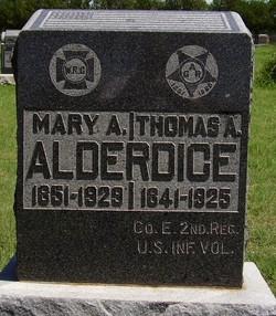Thomas A. Alderdice