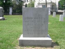 Captain John Amrein