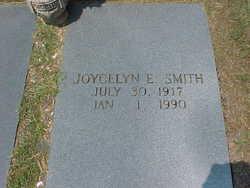 Joycelyn <I>Elton</I> Smith