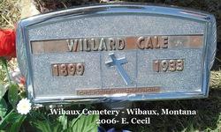 Willard Ray Cale
