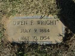 Owen Fawley Wright