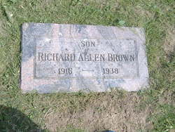 Richard Allen Brown