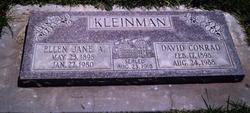 David Conrad Kleinman