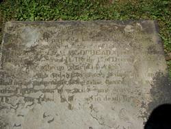Rev William Moorhead