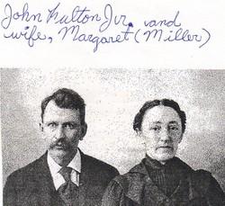 Margaret <I>Miller</I> Fulton