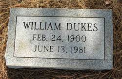 William Dukes