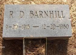 R D Barnhill