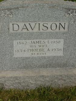 Phoebe A Davison