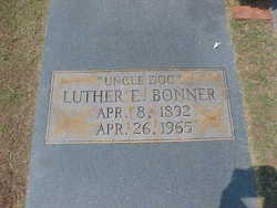 Luther Euriah Bonner