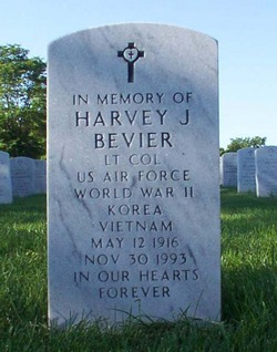 Harvey J Bevier