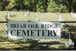 Briar Oak Ridge Cemetery