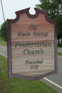 Glade Spring Presbyterian Church Cemetery (Old)