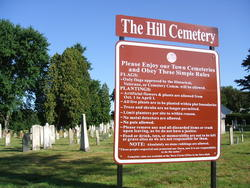 Hill Cemetery