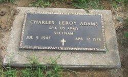 Charles LeRoy Adams