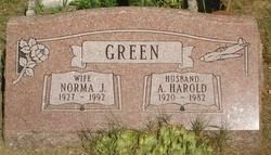 A. Harold Green
