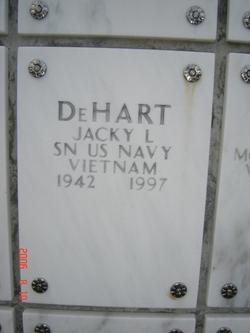Jacky L DeHart